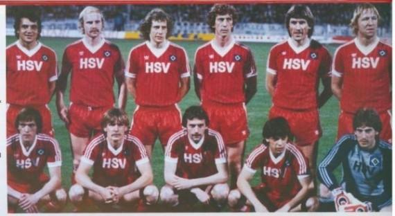 Die Sieger-Elf von 1983