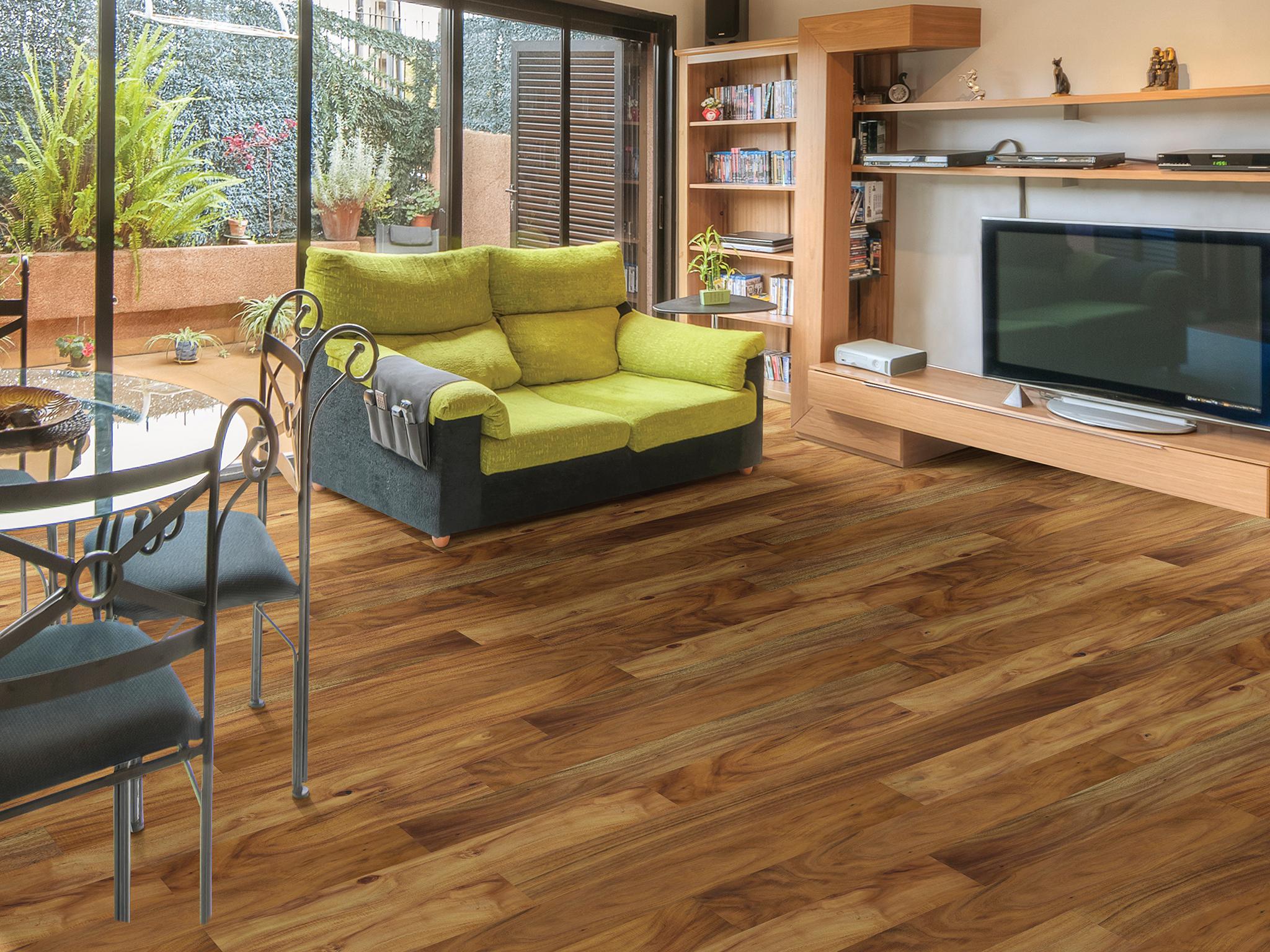 Asian Walnut Paramount Flooring
