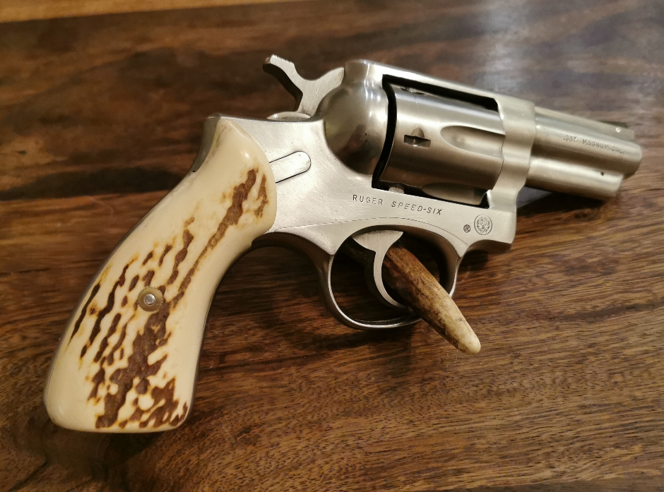 Ruger Speed Six