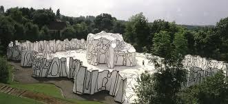 Périgny sur Yerres - Fondation Dubuffet