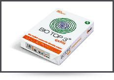 ungestrichene Papiere von BIO TOP