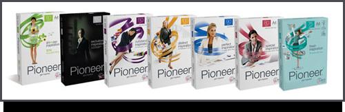 Pioneer Büropapier