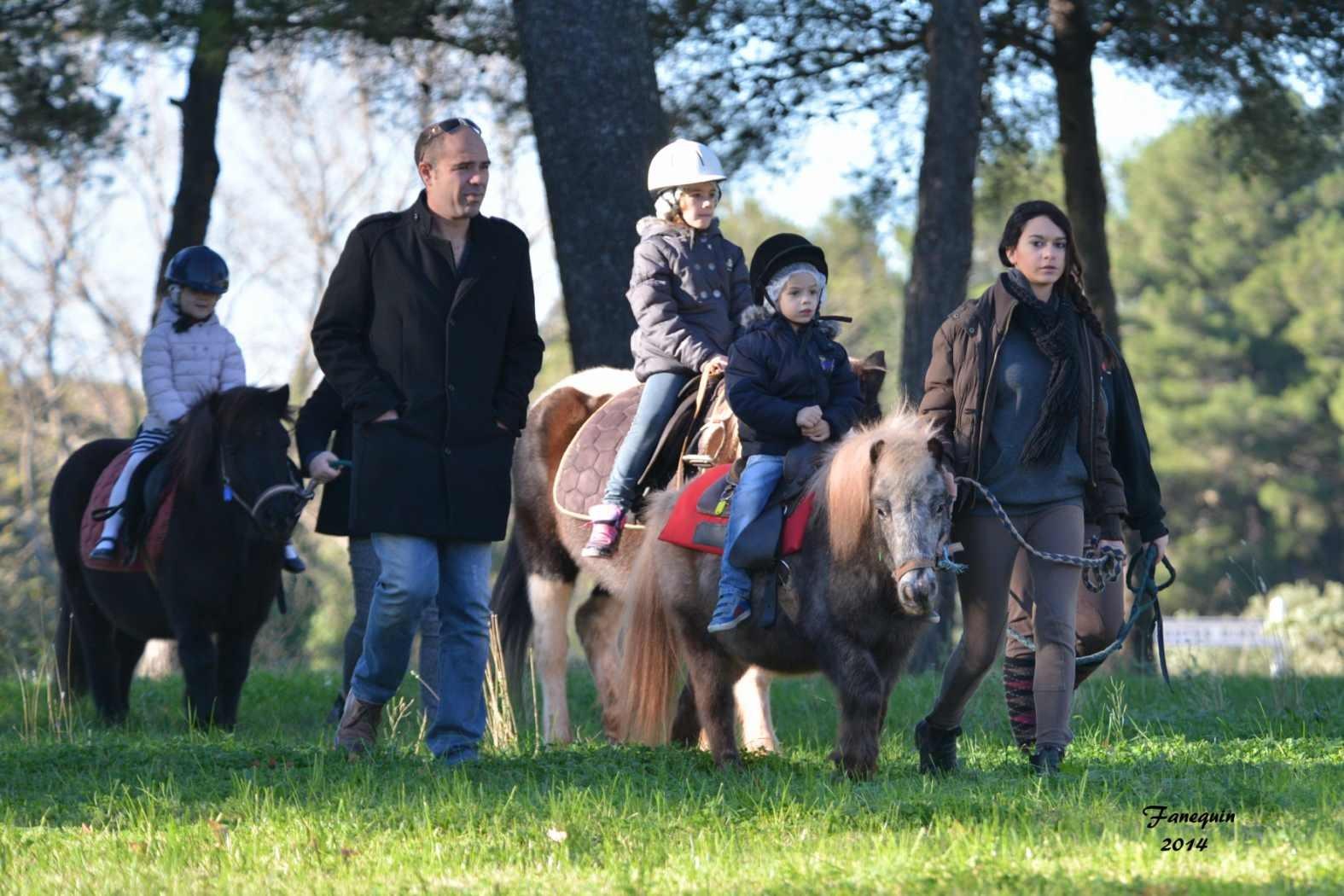 Marchés de Noël 2014 - Promenades en Poneys à Pignan - 18