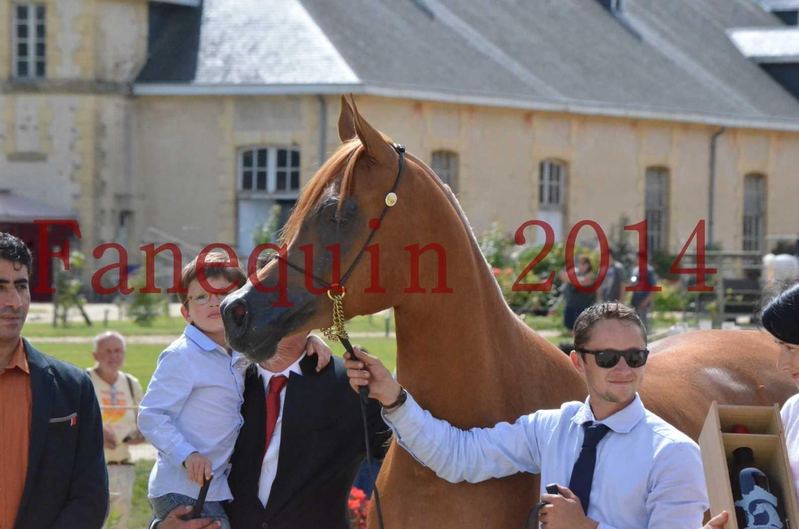CHAMPIONNAT DE FRANCE 2014 A POMPADOUR - Championnat - LUTFINAH JA - 69