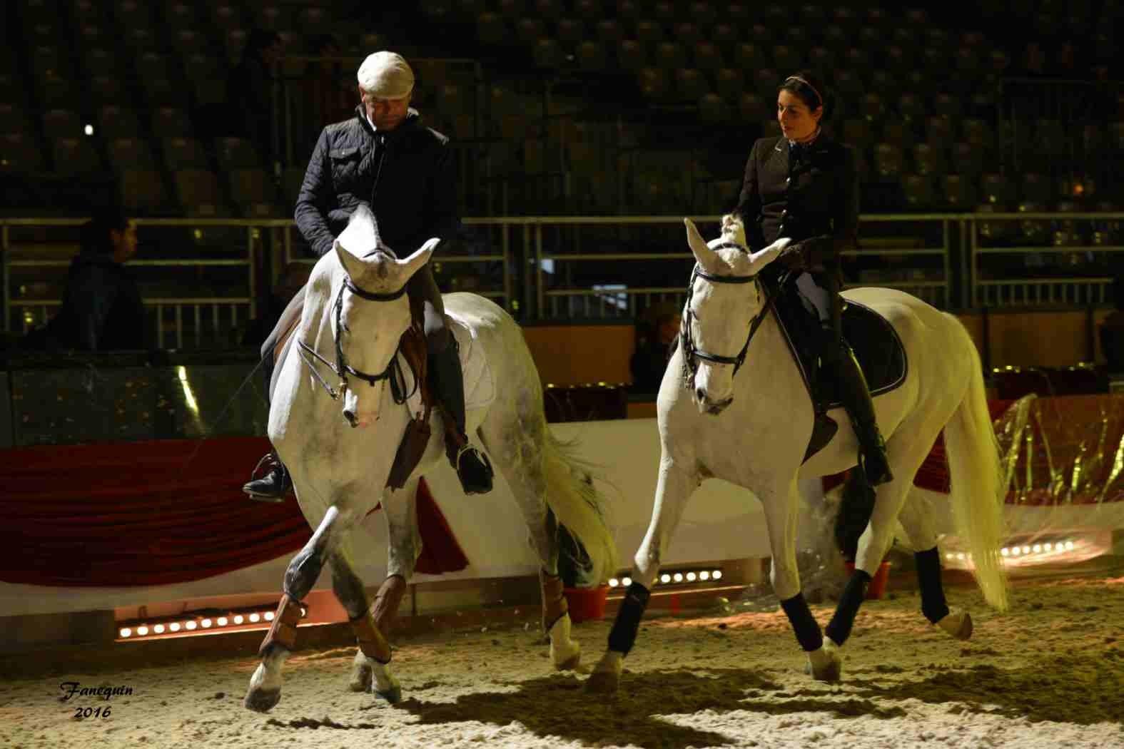 Cheval Passion 2016 - Présentation des LUSITANIENS - Ecurie de Max VENDRELL & Corinne BOUCHITTE - 51