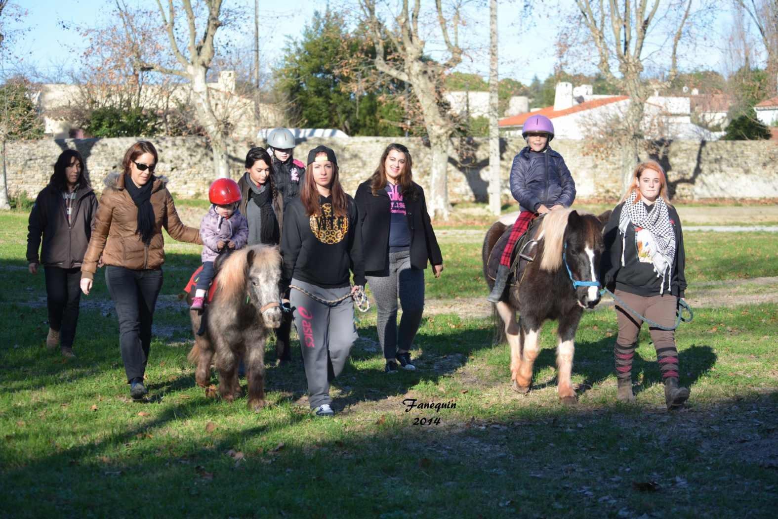 Marchés de Noël 2014 - Promenades en Poneys à Pignan - 10