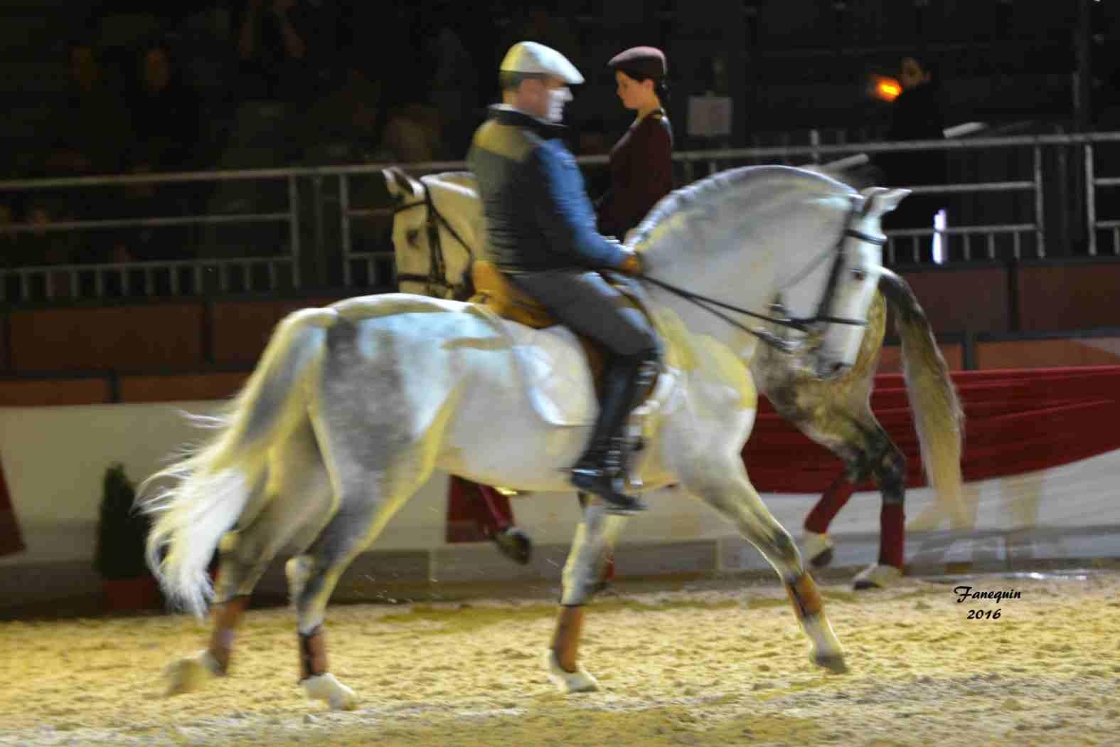 Cheval Passion 2016 - Présentation des LUSITANIENS - Ecurie de Max VENDRELL & Corinne BOUCHITTE - 32