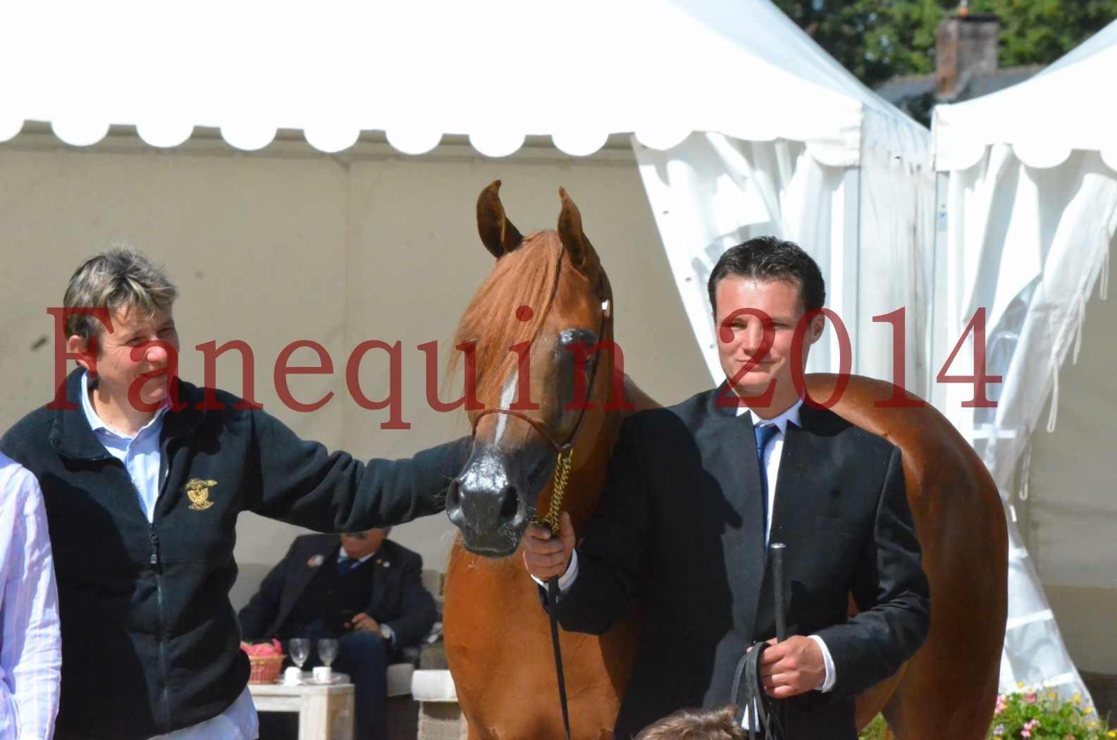 CHAMPIONNAT DE FRANCE 2014 A POMPADOUR - Sélection - KINSHASA JA - 80