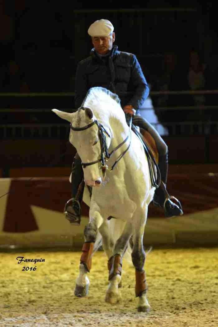 Cheval Passion 2016 - Présentation des LUSITANIENS - Ecurie de Max VENDRELL & Corinne BOUCHITTE - 25