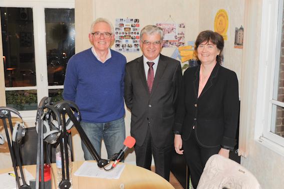Monsieur Daniel Fidelin Maire de Montivilliers