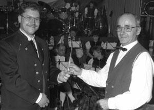 Stabübergabe 1993