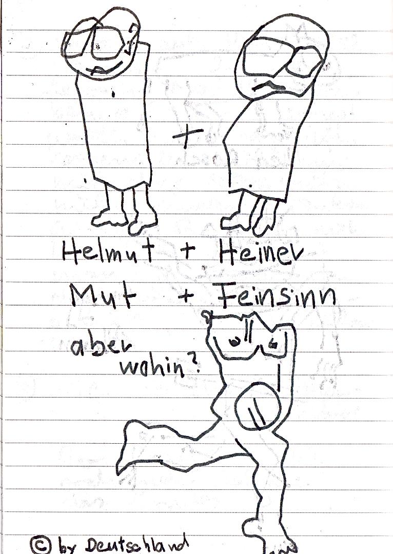 Helmut und Heiner