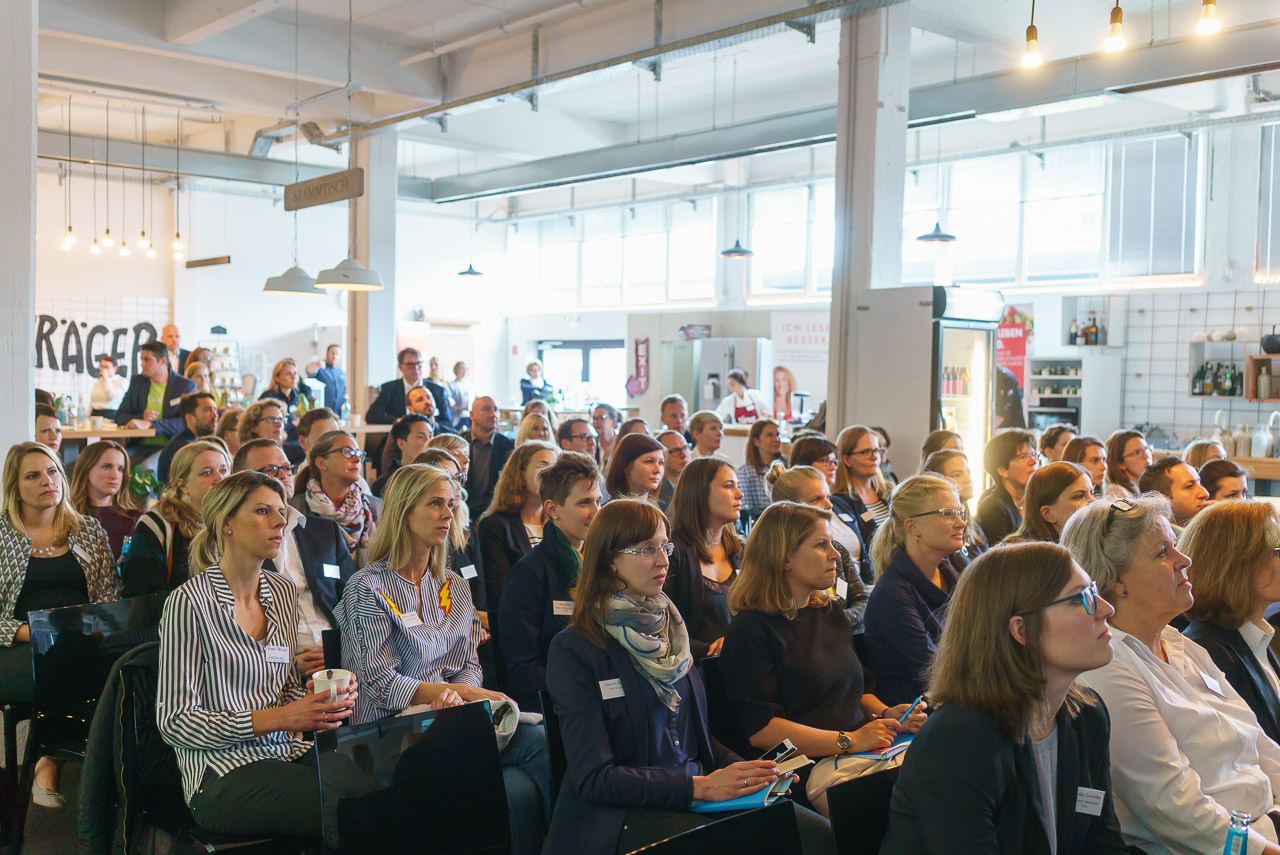 Bauer Media - Foodtrendtag, Foodsymposium