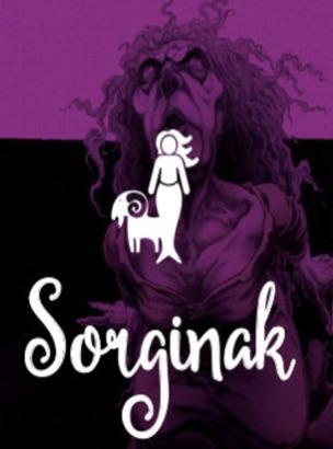 Sorginak representa a las hechiceras, quienes asisten a la diosa Amari en su lucha por hacer pagar cara la mentira.