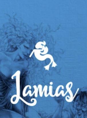 Lamias representa a las sirenas, cuyo aspecto habitual es el de una joven hermosa, de largos cabellos rubios, cuyo objetivo es seducir a los desprevenidos