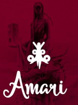 Amari es la Diosa Madre Vasca, que representa los cuatro elementos de la naturaleza: Tierra, Aire, Agua y Fuego