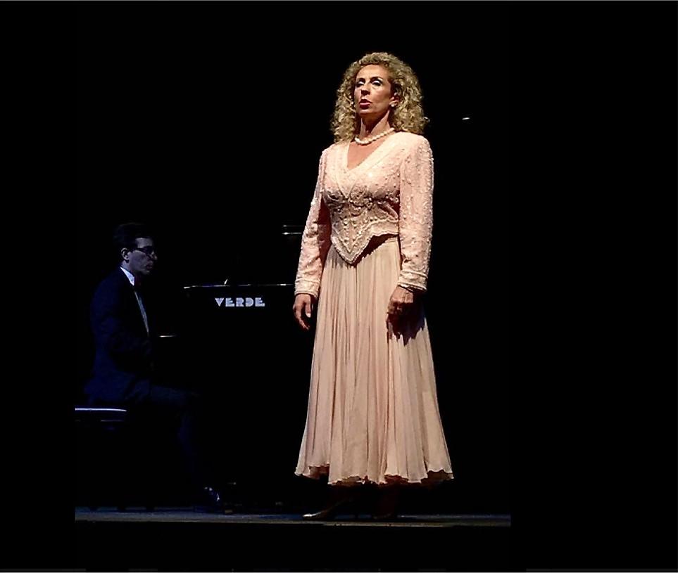 Silvana Silbano, mezzosoprano