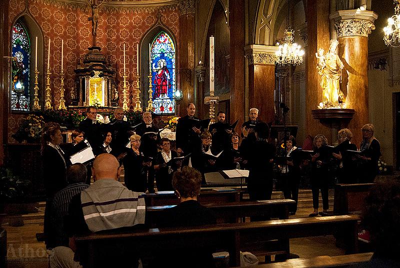 Coro Imago Vocis diretto da Marcella Tessarin