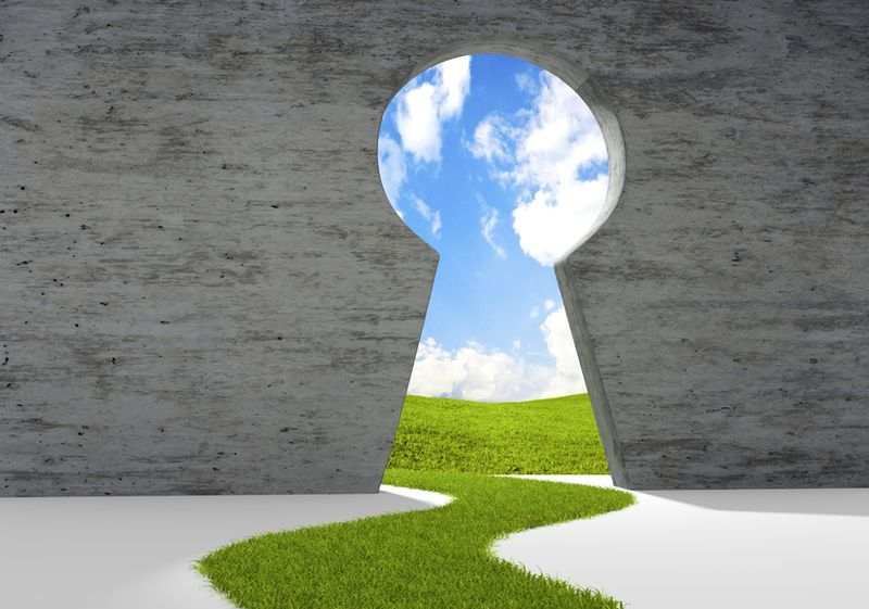 Der Schlüssel zum deinem Glück