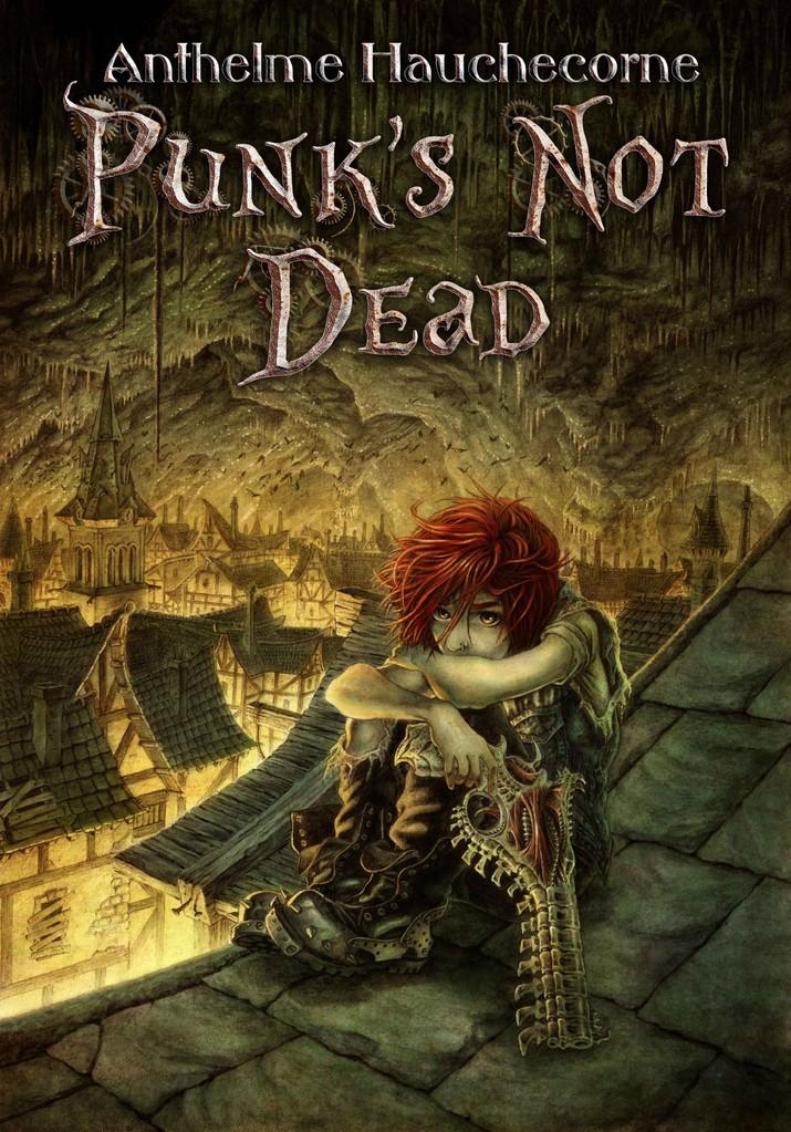 Punk's not dead - Cercueil de nouvelles / 2