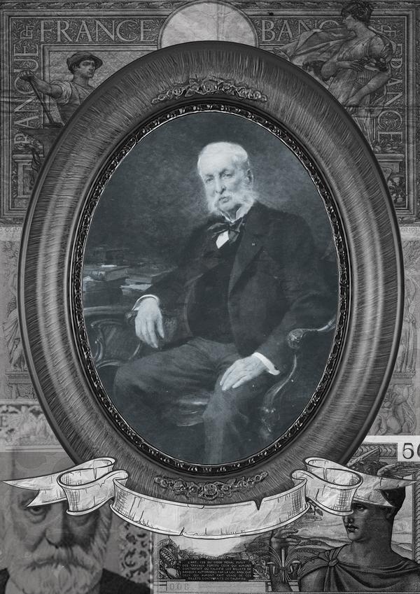 Louis RONZON-BÉLOT, actionnaire majoritaire de la banque RONZON-BÉLOT