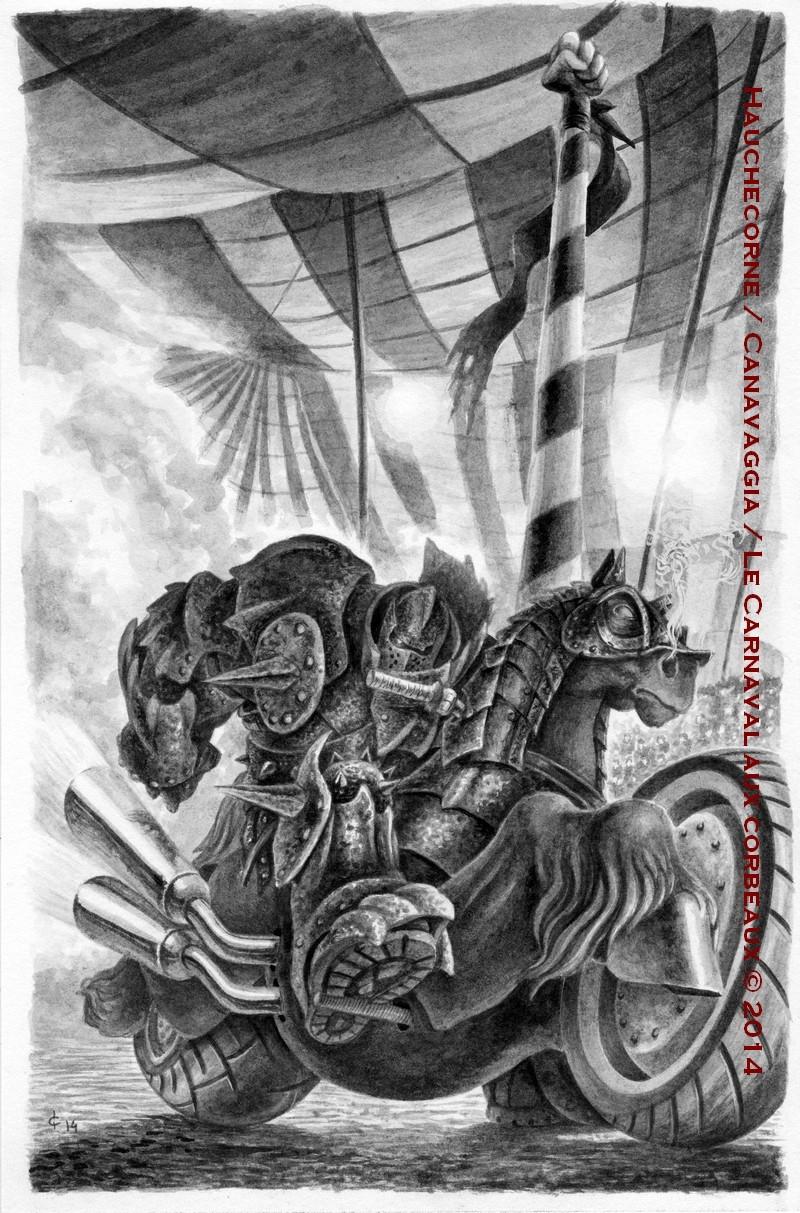 11-Otto le chevalier noir