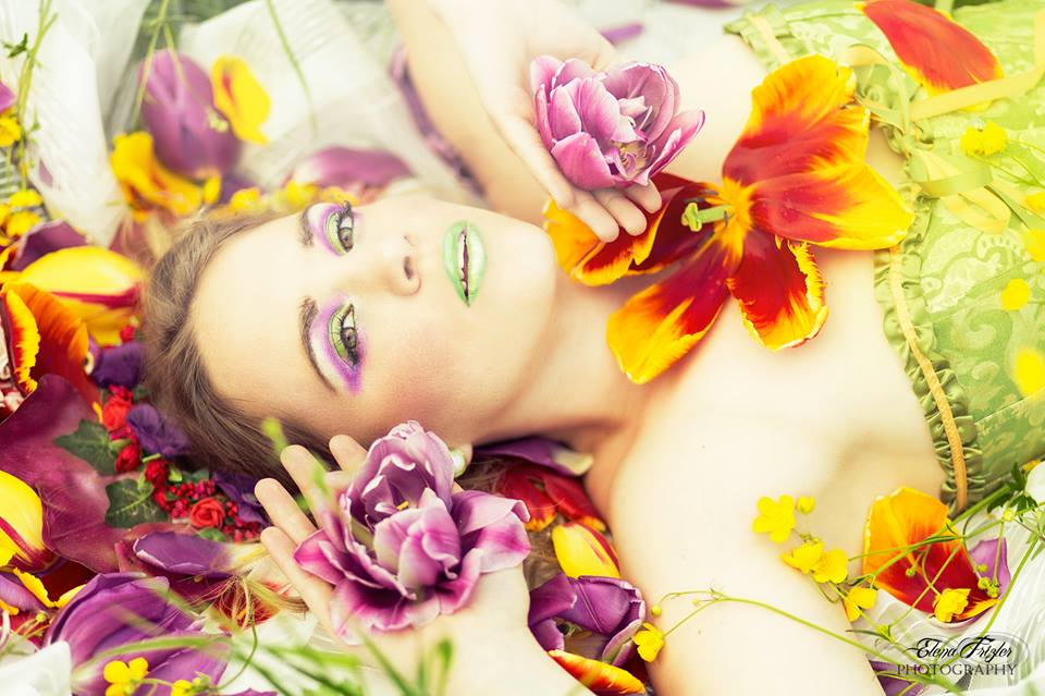 """""""Color Explosion"""" Made by: Elena Frizler Photography & Art"""