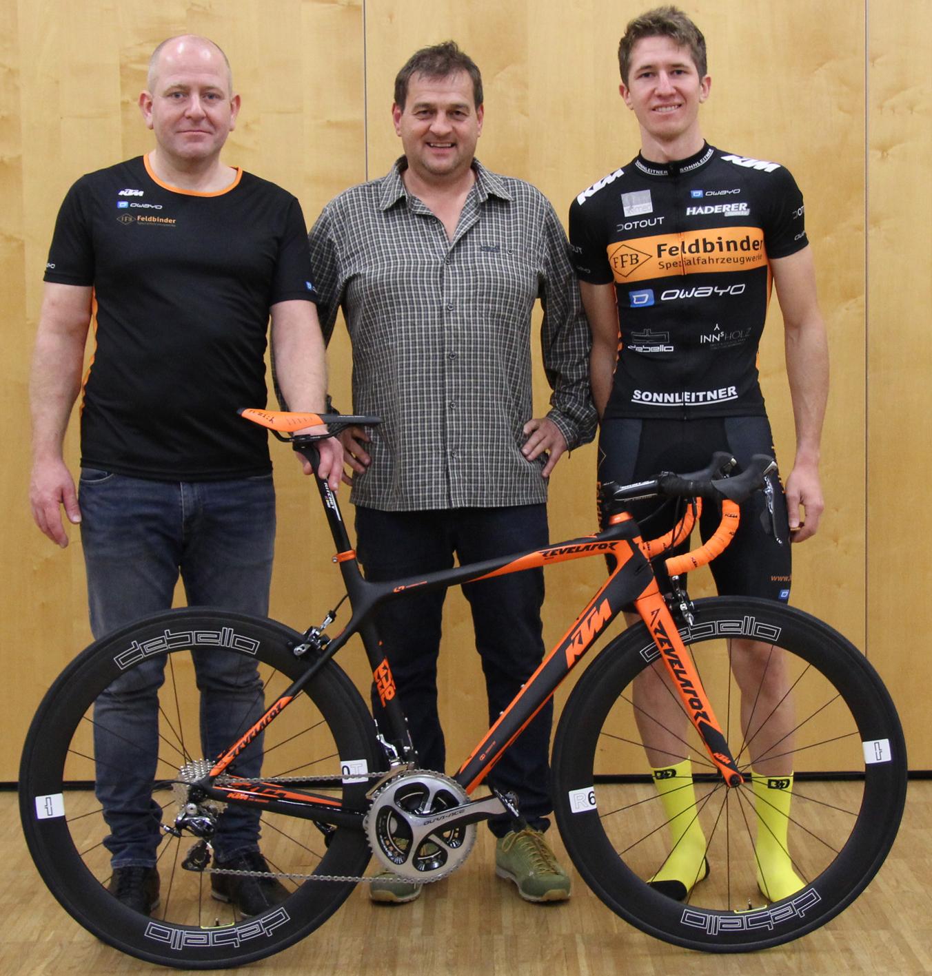 Andreas, Andreas Haderer, Matthias