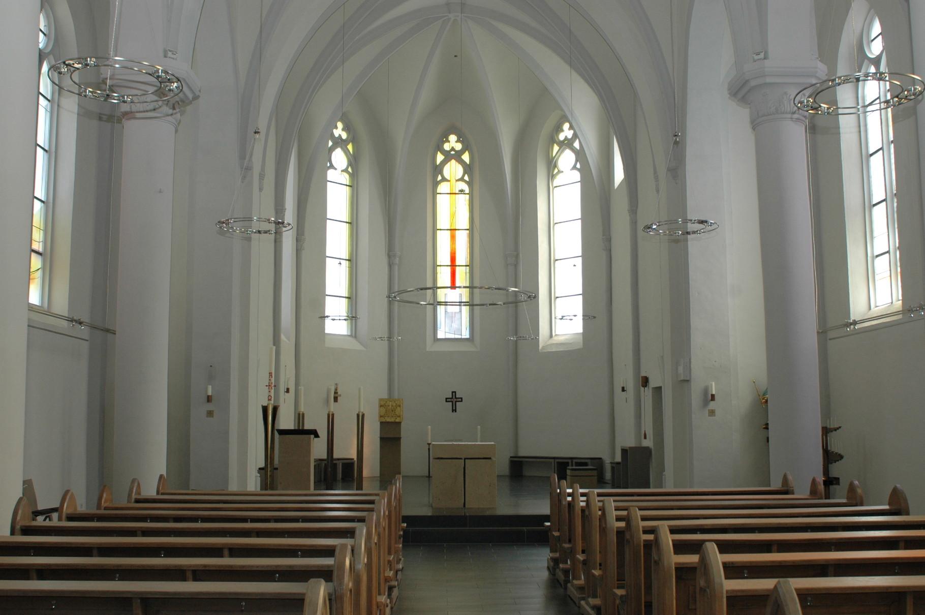 Kath. Kirche St. Martin, Rhaunen