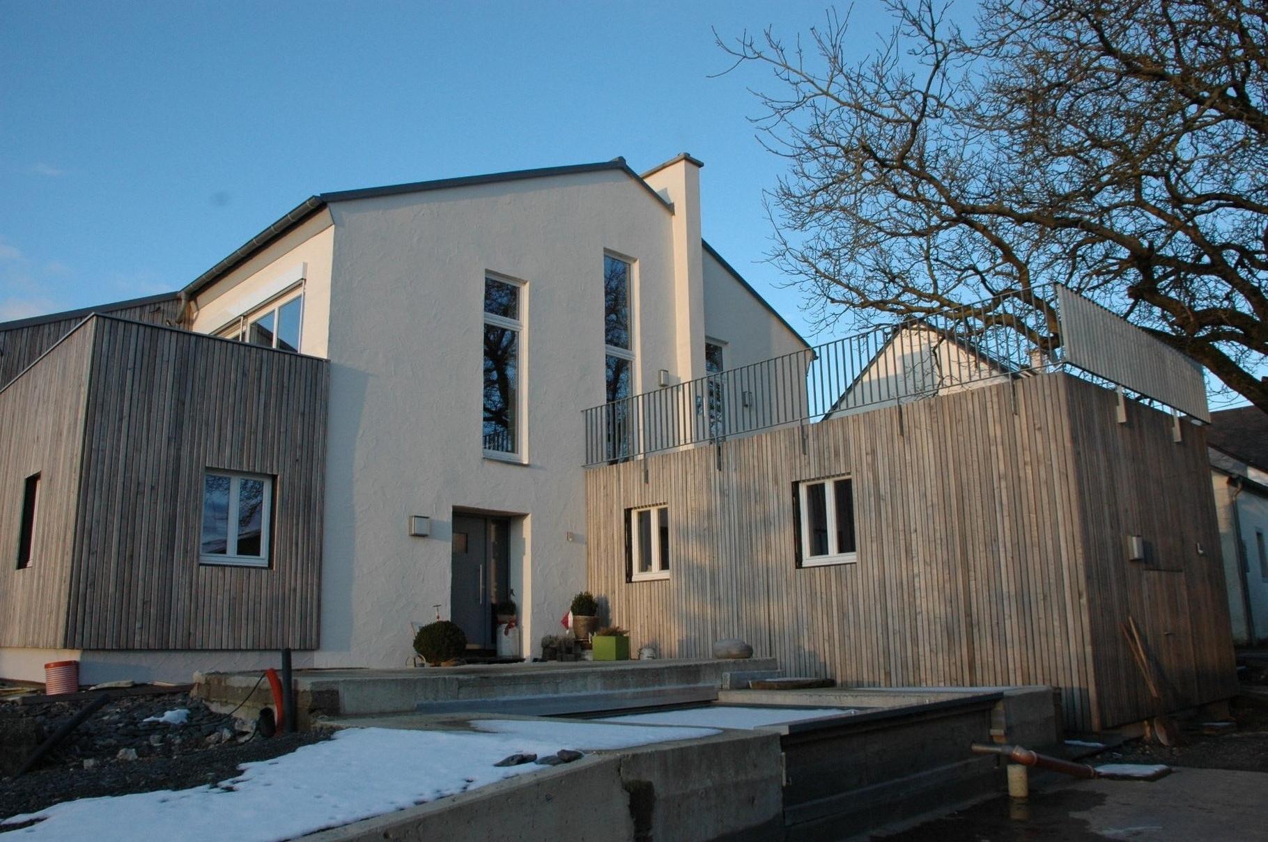 Privathaus, Hofweiler