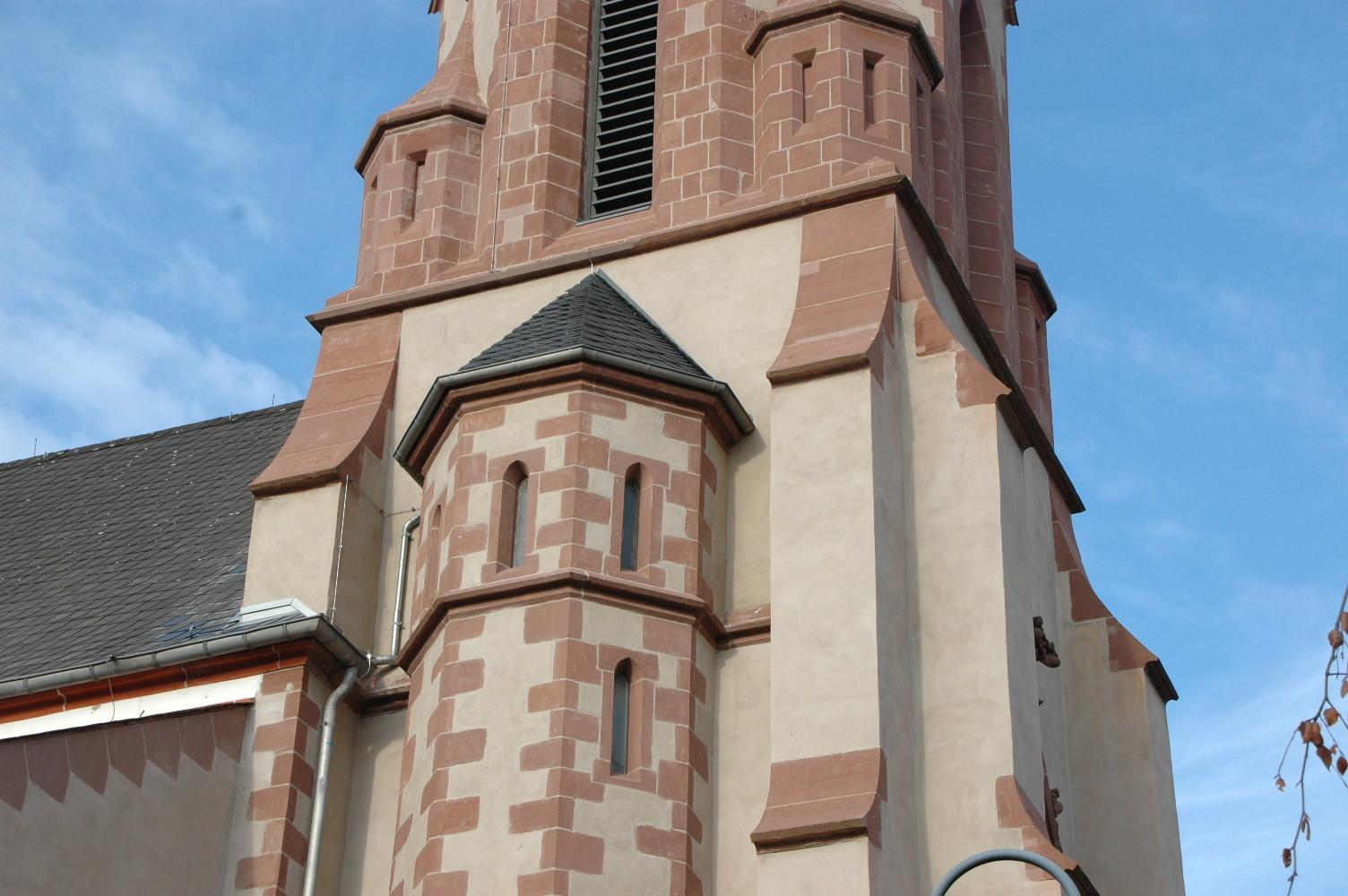 Kath. Kirche, Bengel