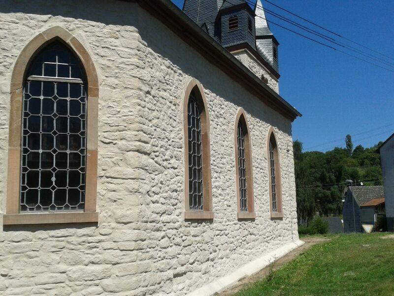 Kath. Kirche, Oberreidenbach