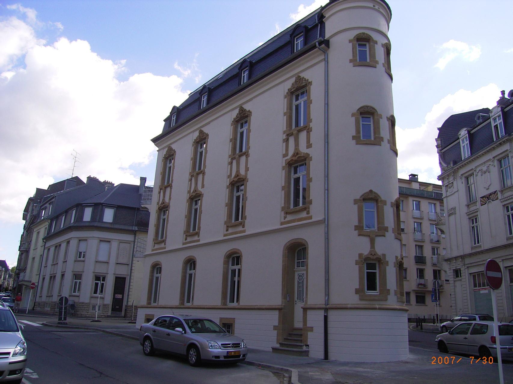 Studentenwohnheim, Luxembourg