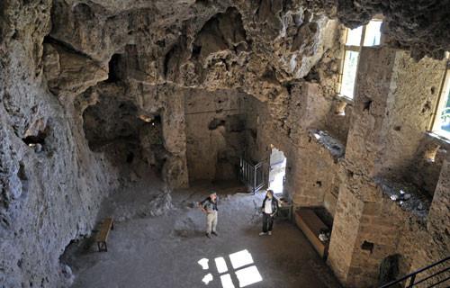Villecroze  grottes