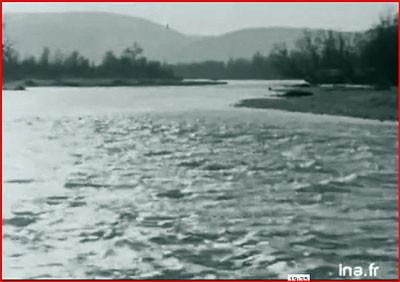 """le Verdon """"Vie à Ste Croix du Verdon février 1957"""" capture d'écran"""