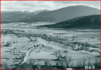 """""""Vie à Ste Croix du Verdon février 1957 capture d'écran"""