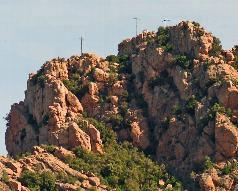 rocher des 3 croix