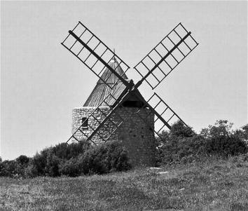 moulin St Julien Le Montagnier (83)