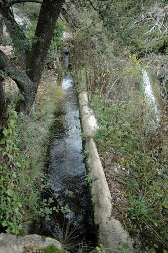 le Latay aqueduc