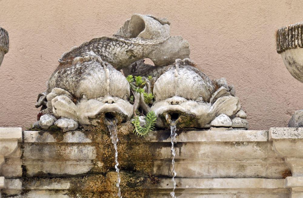 fontaine de la csacade