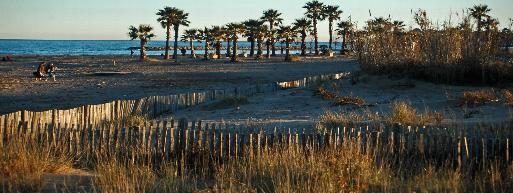 Saint Aygulf plage