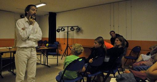 J.Jacques Grézoux conférence Les Salles juillet 2012