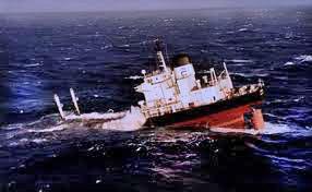 naufrage de l'Erika en 1999 (photo planet-terre)