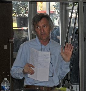 Hervé Boyac vice-président association Ferus