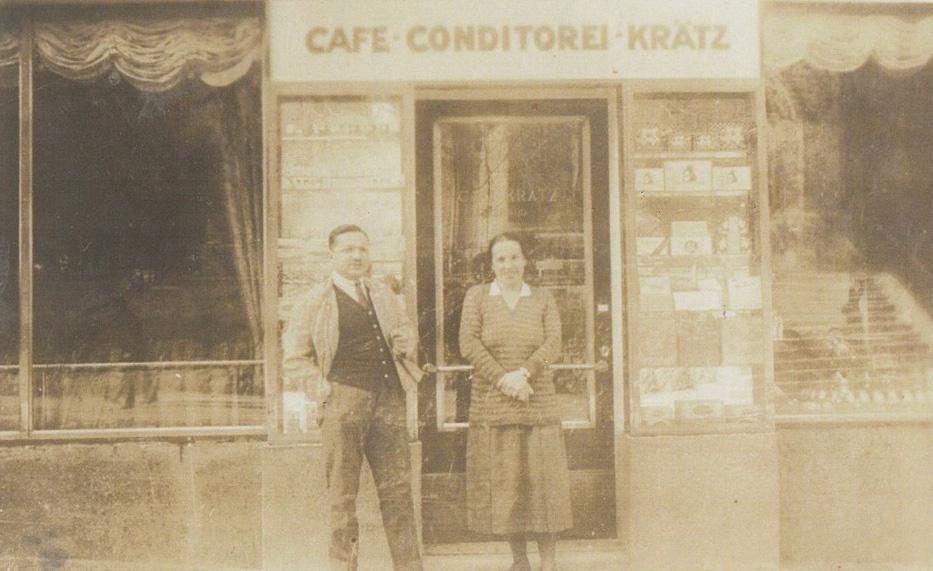 Karl und Maria Krätz