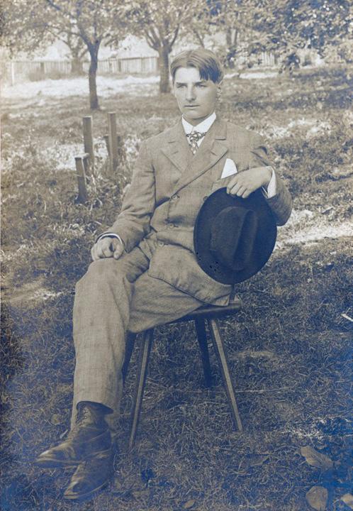 Otto Eitzenberger, 1917