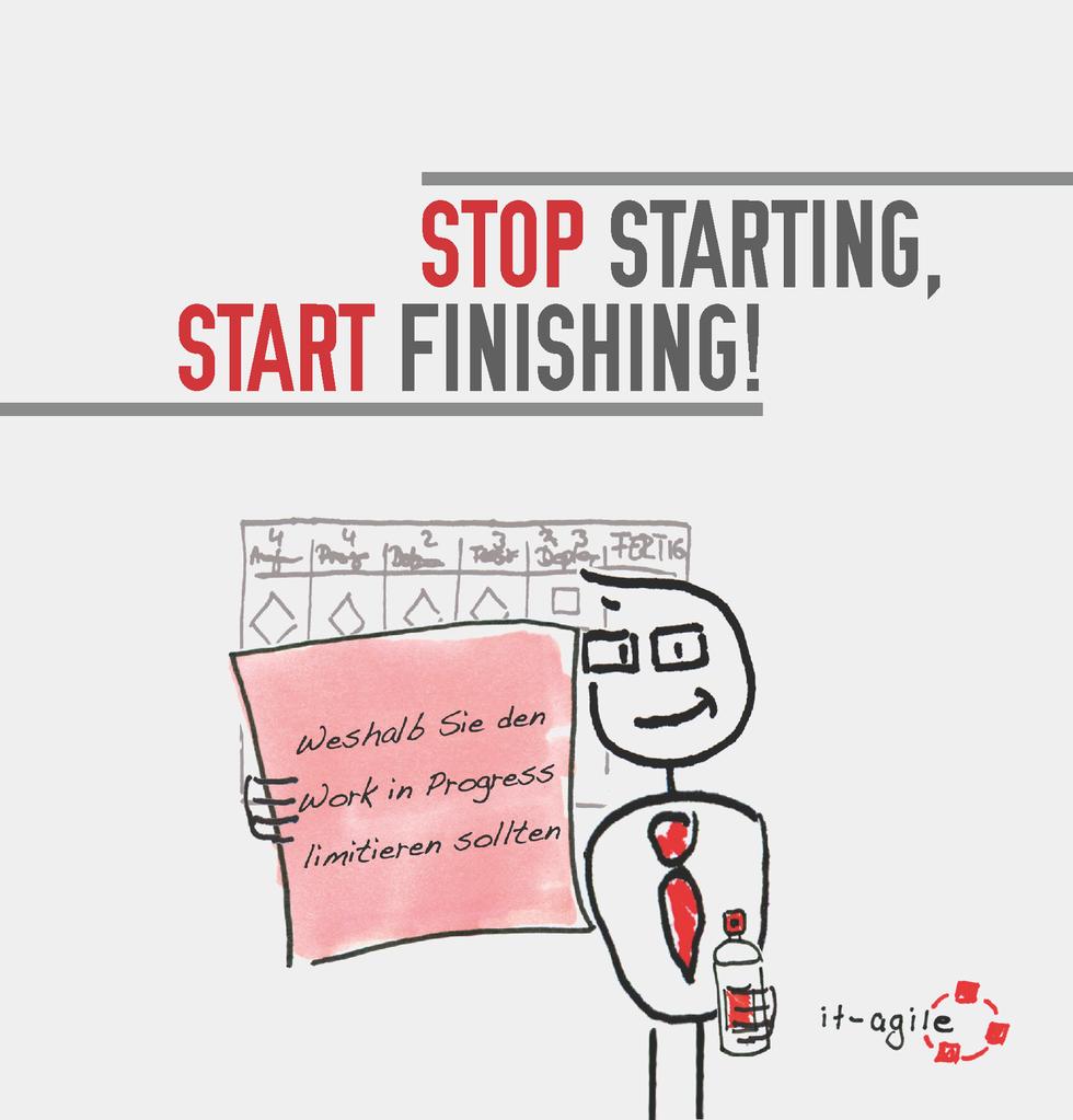 stop starting start finishing d it agile shop. Black Bedroom Furniture Sets. Home Design Ideas