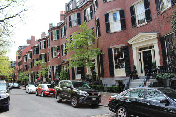Quartier Beacon Hill