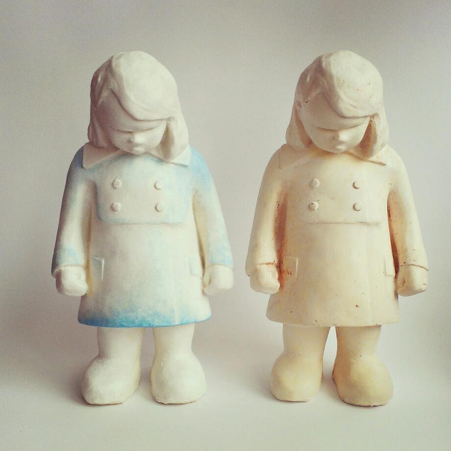 sculpture en mousse