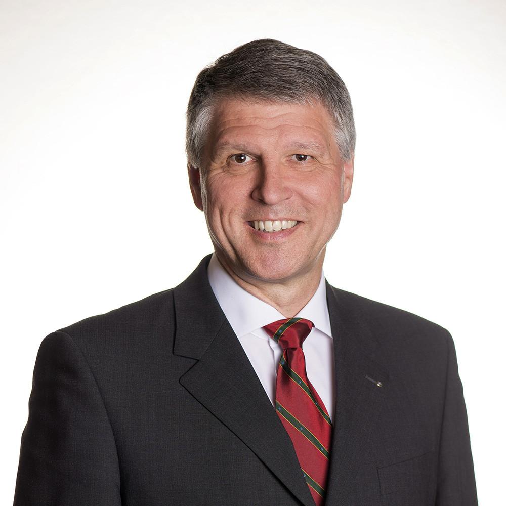 Konrad Hädener, CVP